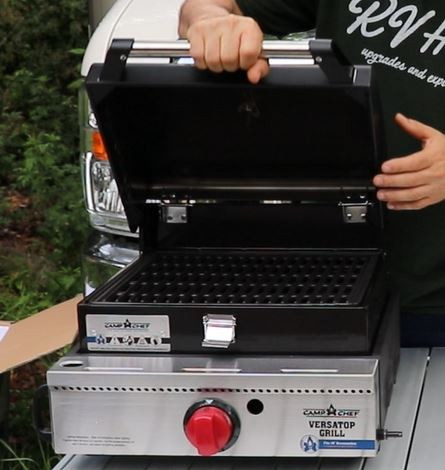 Camp Chef Barbeque Grill Box BB30