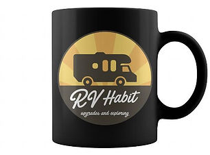RV Habit coffe mug