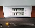 RV Fridge thermometer