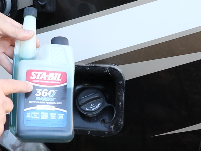Sta-Bil Marine 360 Fuel Treatment