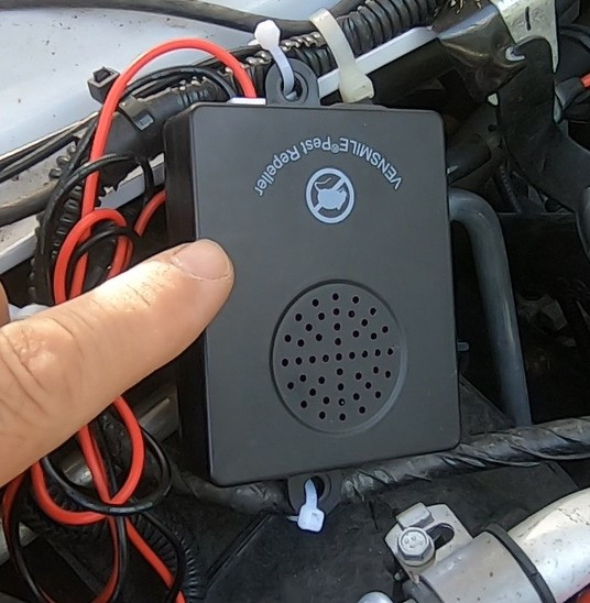 Vensmiles ultrasonic high frequency pest repeller vibration sensor