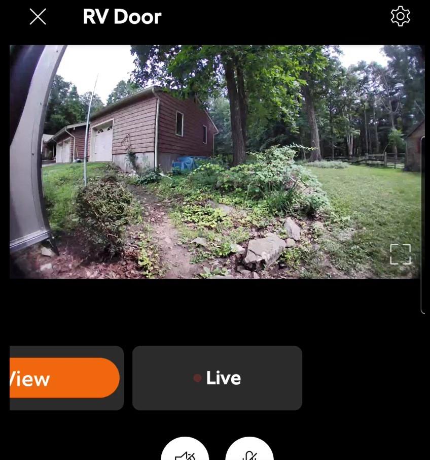 Ring app video