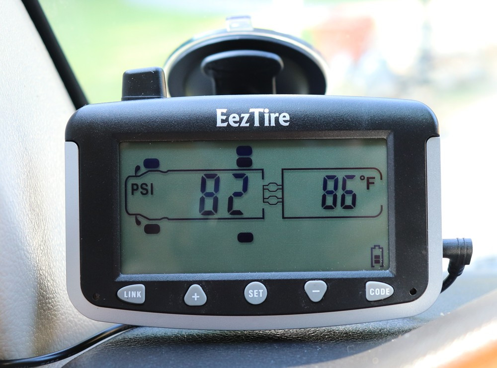 EEZTire Tire pressure monitoring System TPMS