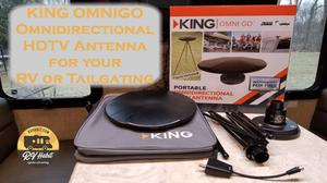 King OmniGo HDTV Antenna