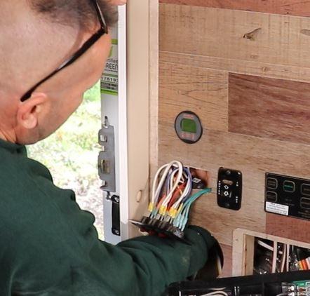 AiLi Battery Monitor install