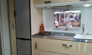 NuCamp Avia Kitchen