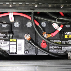 Replacing and Installing AGM 12V Deep Cycle Batteries in the RV