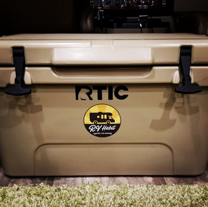RTIC Cooler - 45 Quart Rotomolded Cooler