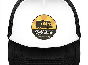 RV Habit Logo Hat