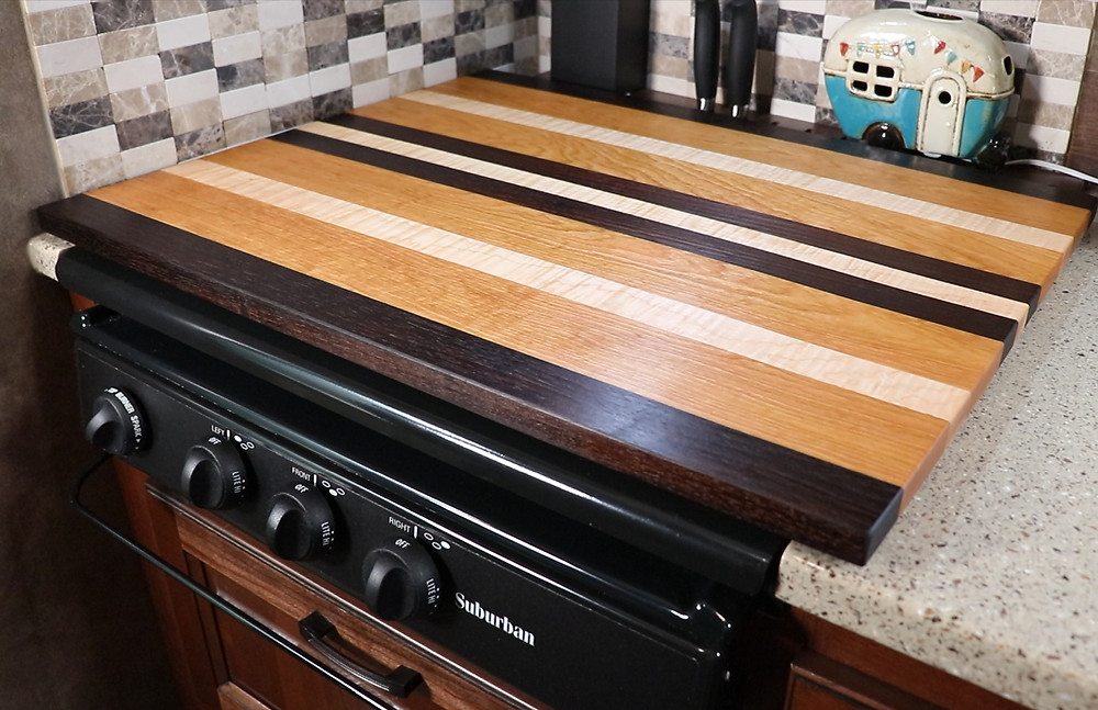 Rv Stove Top Cover Noodle Cutting Board