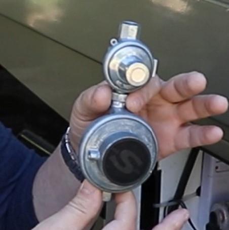 Changing The RV Propane Regulator - RV Maintenance