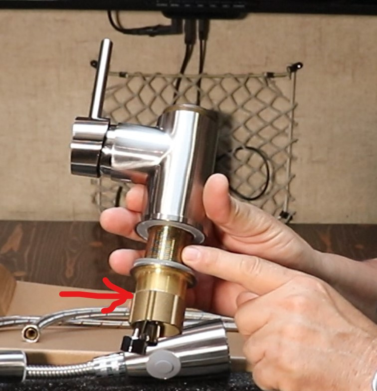 How To Replace And Install An Rv Kitchen Faucet Rv Upgrades