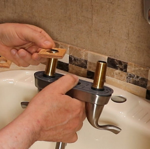How To Replace And Install An RV Bathroom Faucet – RV Upgrades