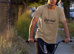 RV Habit Paradise Logo shirts and sweatshirts