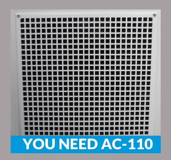 RV Air AC-110