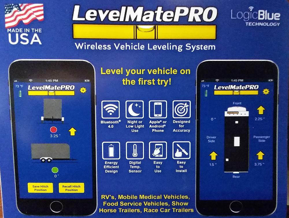 LogicBlue Technology LevelMatePRO Wireless Vehicle