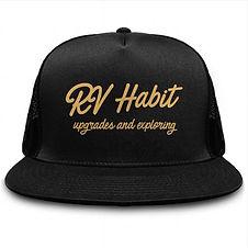 RV Habit Paradise Hat