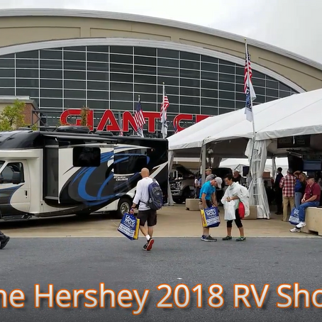 Hershey RV Show 2018 - America's Largest RV Show