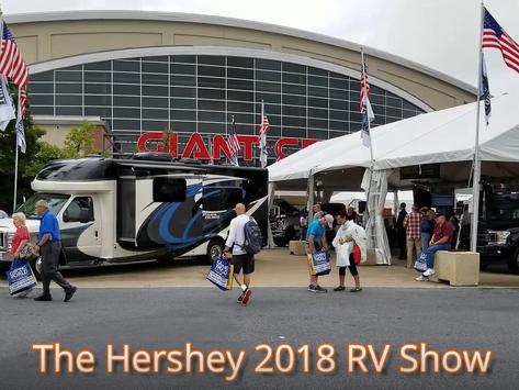 Hershey RV Show 2018 - America's Largest RV Show
