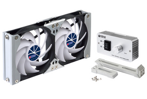 Titan RV Refrigerator Cooling Fan and Controller Install and Review