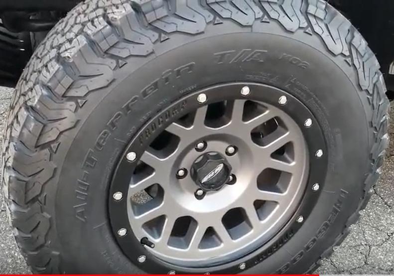 pro comp wheel BFG KO2