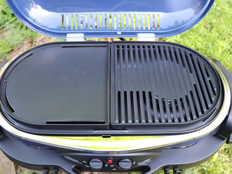 Coleman RoadTrip Classic LX Grill - Unboxing and Review