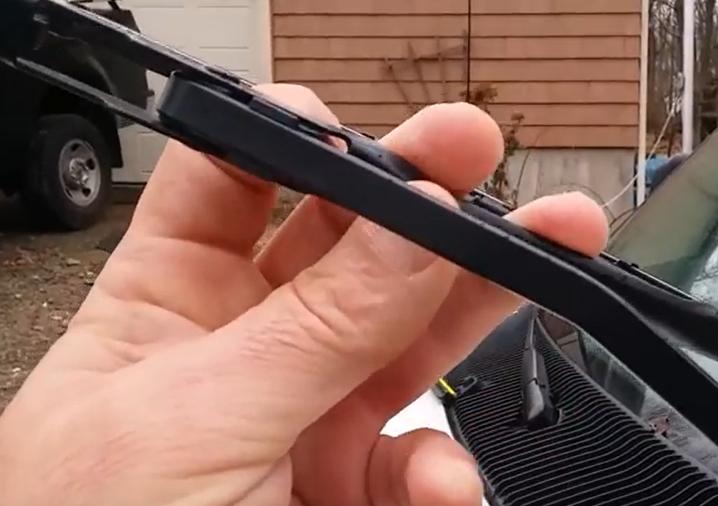 Rain-x wiper blade