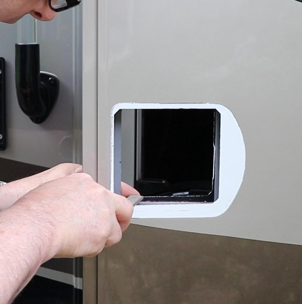 rv lock install