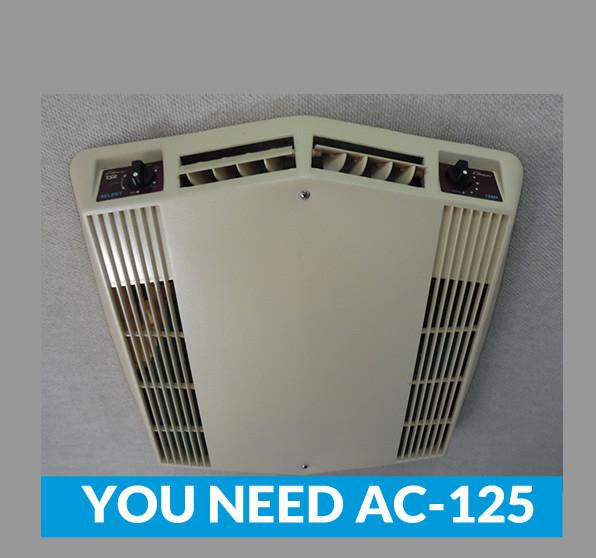 RV Air AC-125
