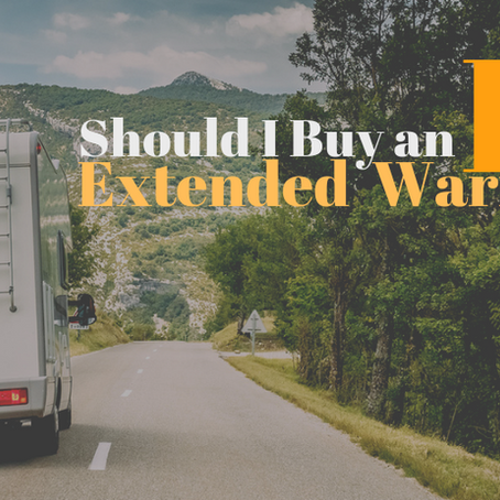 Should I Buy an RV Extended Warranty? Your Questions Answered