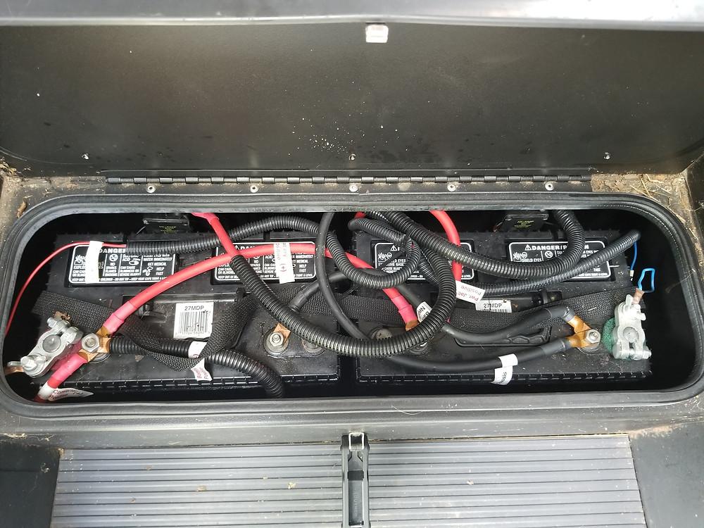 Class C Batteries