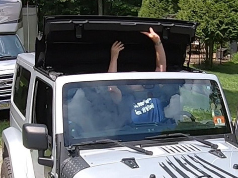 Bestop Sunrider For Jeep Hardtop - The Best Of Both Worlds - RV Toad - Jeep Upgrades