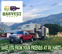 Harvest Hosts RV Habit