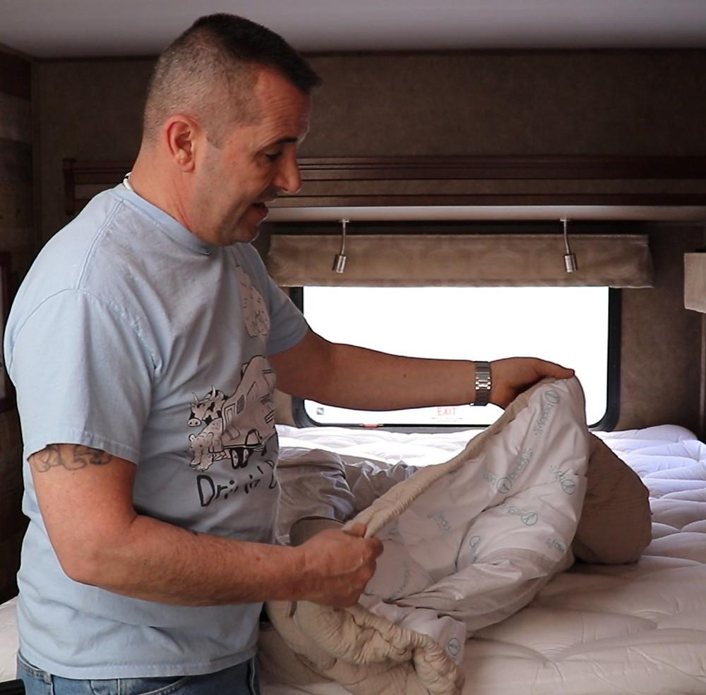 Beddy's bedding