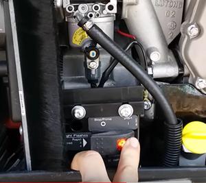 generator start