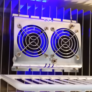 RV Refrigerator Fans and Wireless Thermometer