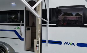 NuCamp Avia travel trailer