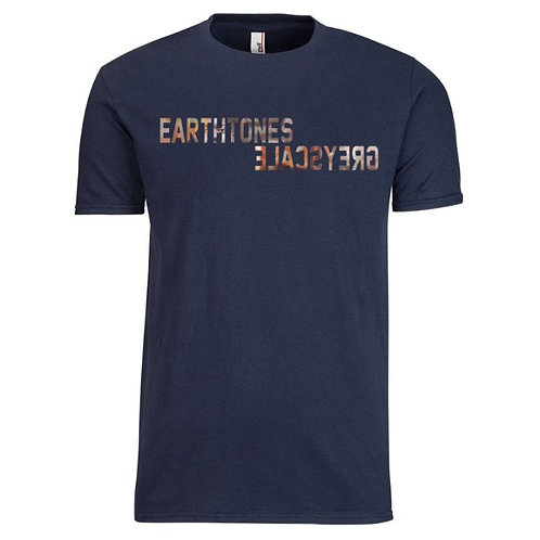 Earthtones/Greyscale T-Shirt