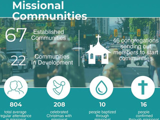 Missional Communities: Looking Ahead