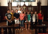 William Temple Episcopal Foundation Ministers to University of Texas Medical Branch (UTMB) Students