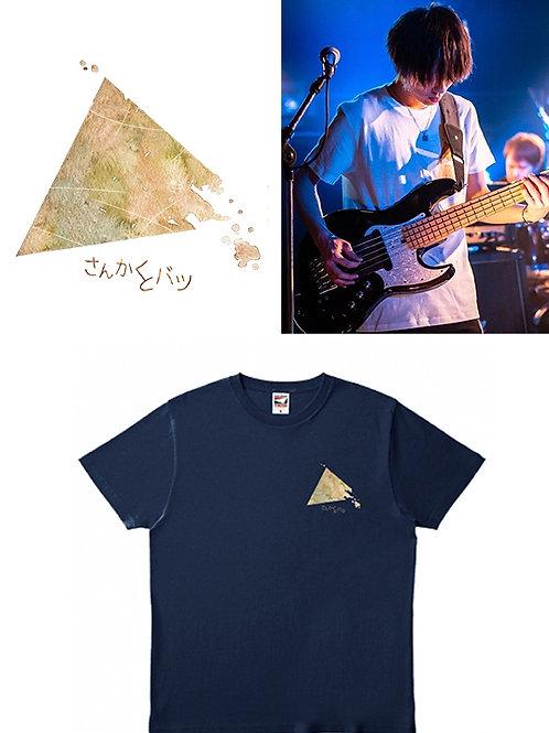 オリジナルデザインTシャツ【紺】