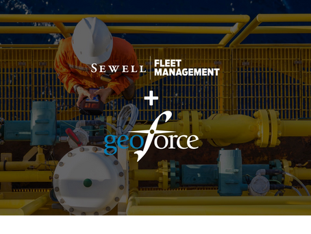 Sewell Fleet Management Partners with Geoforce