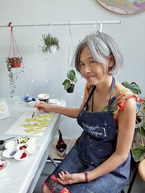 Natural Pigments Workshop