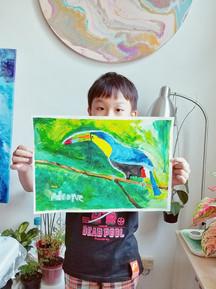 Toucan by Aden
