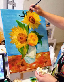 Van Gogh Workshop