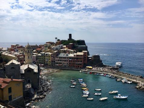 Les Cinque Terres, Italie