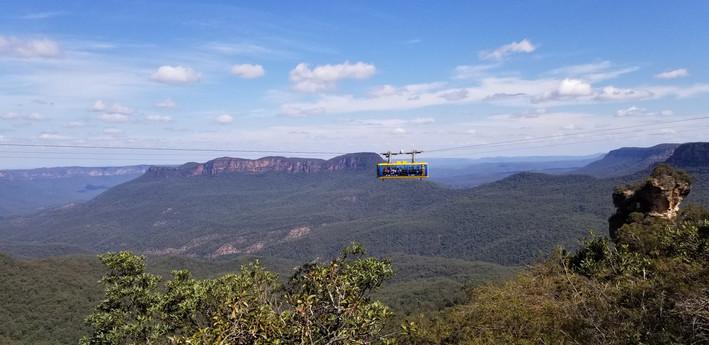 Blue Mountain, Australie