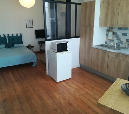 1 er étage studio LE MANCINI