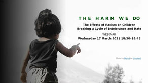 The Harm We Do - The effects of racism on children