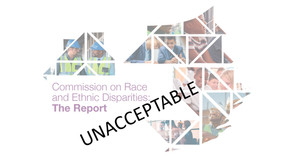 CARG Rejects the Commission on Race and Ethnic Disparities Report